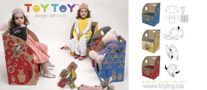 Press kit - Press release - Design with love - Toytoy