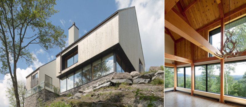 Newsroom - Press release - The Thibault residence, an alternative to nostalgia - Chevalier Morales Architectes