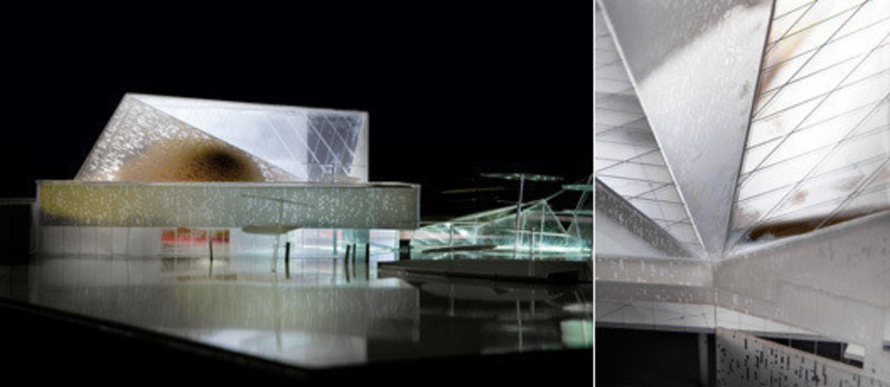 Press kit - Press release - Exposing the Intangible: Going Beyond White Blindness - Chevalier Morales Architectes