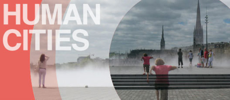 Press kit - Press release - New book Human Cities: Celebrating public space - Pro Materia