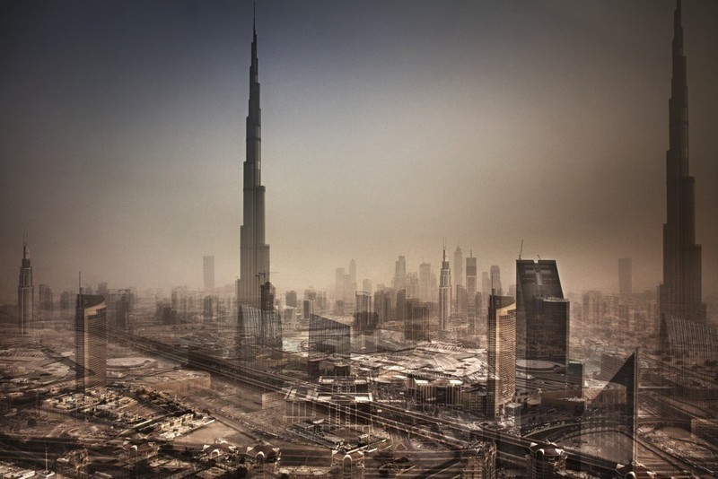 Newsroom - Press release - The magnificence of Dubaicaptured in 8 seconds - Nicolas Ruel Photographer