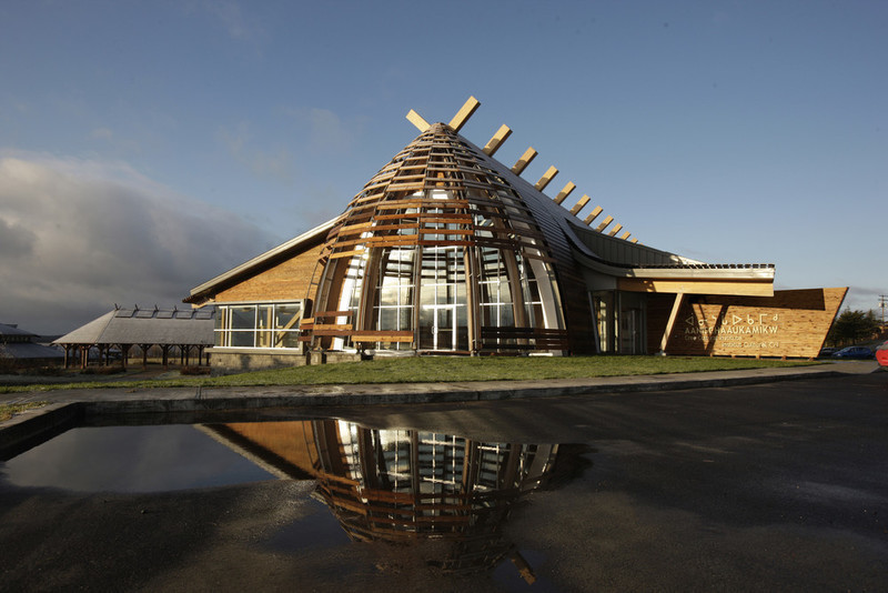 Newsroom - Press release - Aanischaaukamikw Cree Cultural Institute - Rubin & Rotman Architects