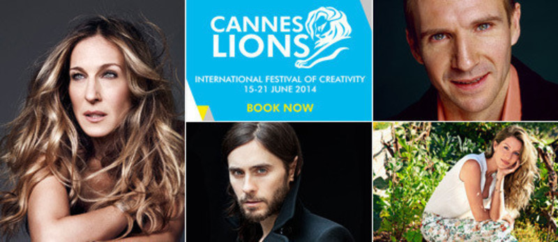 Press kit - Press release - Cannes Lions brings outstanding rangeof speakers to the global stage  - Cannes Lions International Festival of Creativity