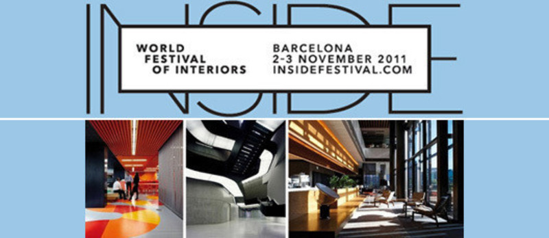 Press kit - Press release - INSIDE: World Festival of Interiors - INSIDE: World Festival of Interiors