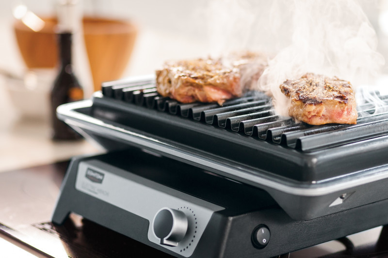 Newsroom - Press release - Electric Hibachi: an electric grill adapted to urban living - ALTO Design