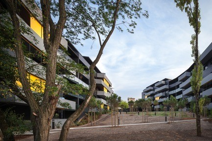Press kit - Press release - Viravent, 112 flats - Martin Duplantier Architectes