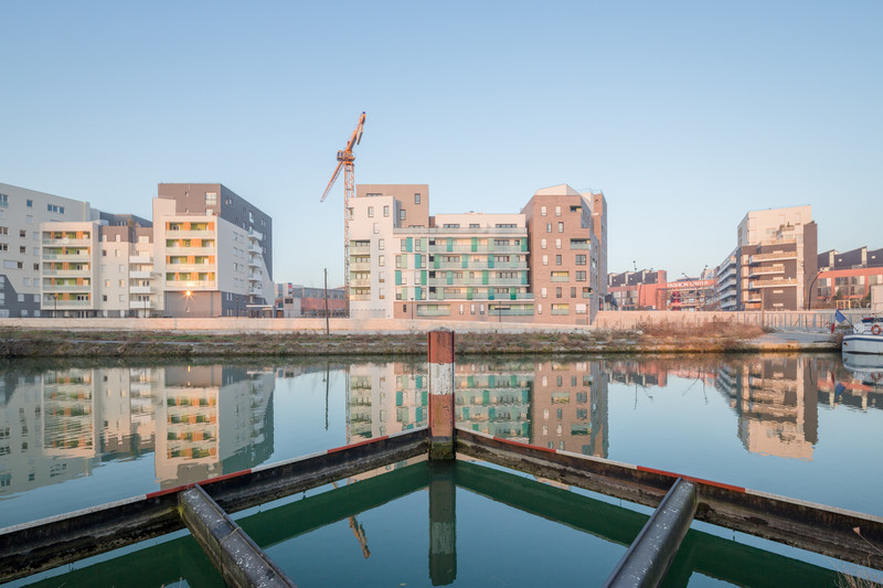 Newsroom - Press release - The  'ZAC du Canal- Porte d'Aubervilliers' - Margot-Duclot architectes associés (MDaa)