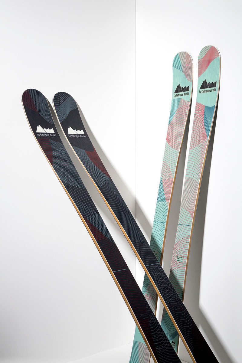 Newsroom - Press release - A Revolutionary Ski Brand, 100% Imagined and Made in France - La Fabrique du Ski