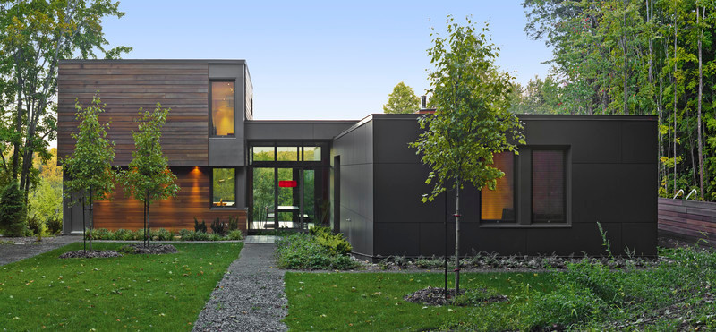 Newsroom - Press release - T HOUSE - Natalie Dionne Architecture