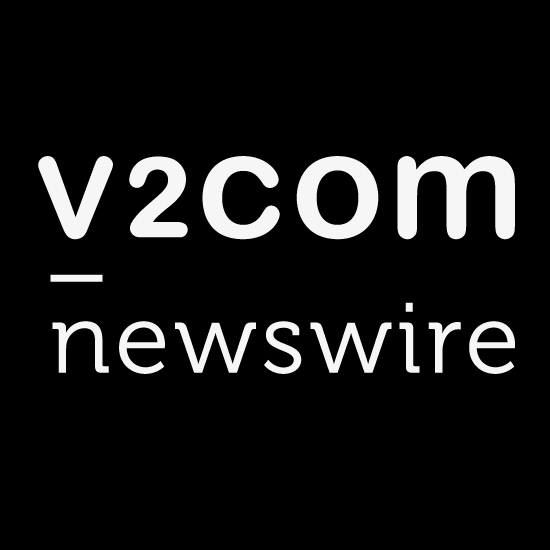V2com Newswire Design